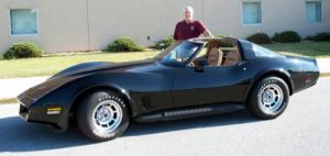 "This Friday is the 12th Annual ""Drive Your Corvette to Work"" Day!"