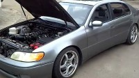 GS300 LS Swap 1