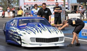 Bill Lutz Makes Quickest Pass In NMCA History At 5.97 In Maryland