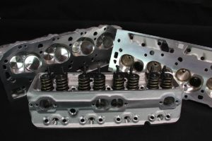 Exploring Edelbrock&#8217;s New E-CNC Chevy Heads