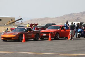 The Mojave Mile Has Drivers Seeking 200 MPH
