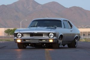 Pro-Touring Nova Builds Galore!