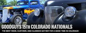 Goodguys Hits Colorado for a Weekend Full of Amazing Rods &amp; Customs