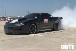Video: 4-Way Split View of LMR's 251 MPH Run at the Texas Mile