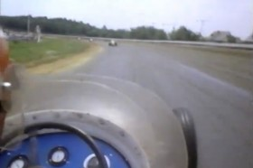 Video: USAC Champ Cars At The Huge 1-Mile Langhorne In 1964