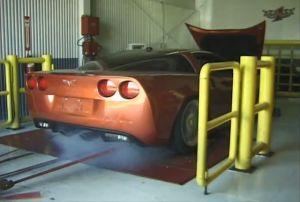 Video: Lingenfelter's 1,000 Horse C6 On The Dyno