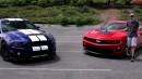 Shelby vs ZL1