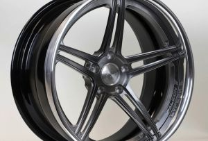 Forgeline Continues Adding Options With New Transparent Smoke Finish