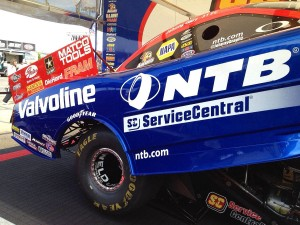 Spy Shot: Is This Weld Racing's New Beadlock Nitro Wheel?