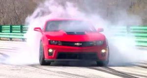 "Video: ""Motorweek"" Reviews the New Camaro ZL1"