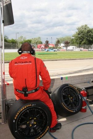Video:Watch a Full Pit Stop and Driver Change by Autohaus at Detroit