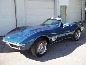 Barrett-Jackson Playing Host to 27 Corvettes at OC Auction