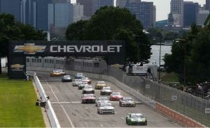 Corvette Daytona Prototype Takes 1-2 Detroit Belle Isle Grand Am