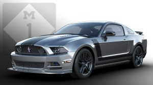 One-Off 2013 Mustang Boss 302 To Be Raffled Off For Charity