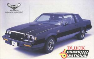 GM Trademarks GNX, Grand National Names: What Does This Mean?