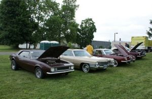 Legendary Auto Interiors Show Set For June 23, 2012