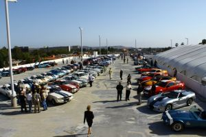Video: Shelby Cars Rev Engines At Carroll Shelby Tribute