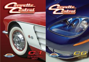 Corvette Central Offers Specific Catalogs For Each Generation Vette
