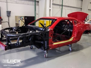 Official COPO Camaro Assembly Pictures Revealed on The Block