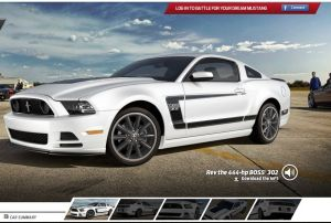 Ford Giving Away 2013 Mustang Through New Customizer Features