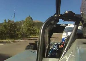 Video: Twin-Turbocharged Big-Block Chevy Dominates Pikes Peak Climb