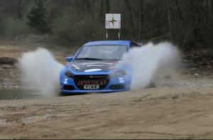 Video: Travis Pastrana Races World's Only Dart Rally Car