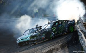 Vaughn Gittin Jr. Takes First Place in Jersey