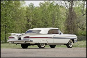 1959 Impala Droptop Goes For Over $100K At Auction