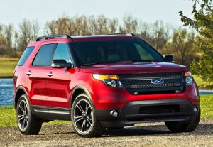 Ford Explorer Sport Hits Web, Starts At $40,720