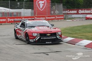 Forgelines Carry Autohaus Motorsports Camaro to First 2012 Victory