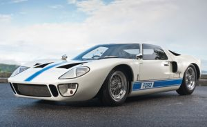 "GT-40 Camera Car From ""Le Mans"" Movie Up For Grabs"