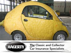 Collector Car Insurer Hagerty Asks: Is Your Car A Lemon?