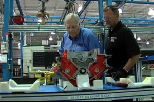 Rick Hendrick's Second GM Engine Build Experience- Now For COPO