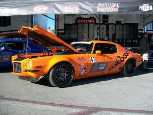 Video: Brian Hobaugh and His Rebel Camaro Take on Goodguys Autocross