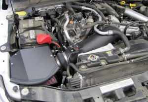 K&N Air Filters Add Big Power To 2011/12 Ford Diesel Pickups