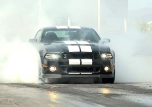 Video: Explaining The 2013 Shelby GT500's Launch Control