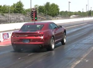 Video: Livernois-Built Camaro Goes 9.9's