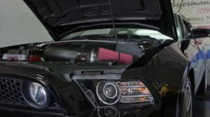 Video: Dyno Of Mustang GT SVE Performance Pack on 2013 Mustang
