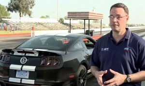 Video: Ford Takes The 2013 Shelby GT500 For A Top Speed Run
