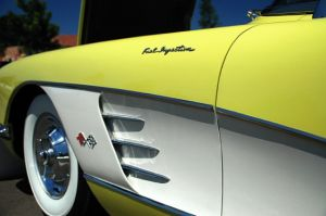 Jay Orband's 1958 Corvette – Every Classic Has its Own Appeal