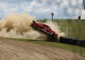 Video: Rehegan Racing's Boss 302 Hits The Wall Hard At Mid-Ohio