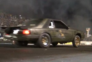 Video: '79 Capri Almost Collides With Competitor In Grudge Race