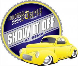 Royal Purple's Show It Off At SEMA Contest