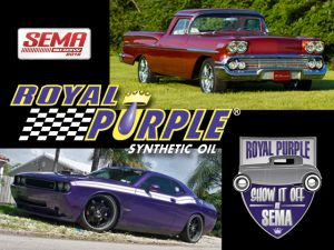 Royal Purple Contest: Is Your Car SEMA Worthy?