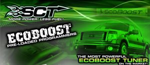 Get More From Your Ecoboost with SCT's New Tuning Software