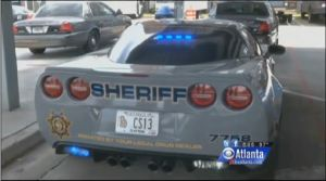 Georgia Sheriff's Department Adds ZR1 to Fleet, Draws Controversy