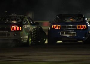 Video: Gittin, Pawlak Go Head-to-Head At Palm Beach Formula Drift