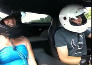 Videos: Autocross Ride-Along in a Z06 Corvette