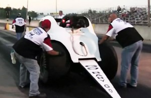 Video: Watch A Fuel Altered Run 4.33 Without A Burnout