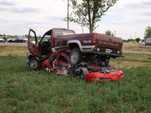 Wrecked Vette Wednesday: Silly Corvette, Leap Frog Is For Kids!